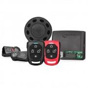 Alarme Automotivo Taramps TW20 G4 Universal Sirene Sem Fio 2 Controles