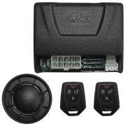 Alarme Automotivo Universal FKS FK902 CR941 12 24V Backup Bloqueio de Motor