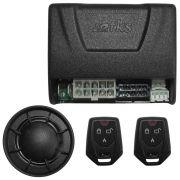 Alarme Automotivo Universal FKS FK903 Plus Função Bloqueio Do motor e Travamento de Portas