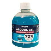 Álcool Gel 70% Antisséptico e Higienizador de Mãos 400g