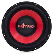 Alto Falante Subwoofer Spyder Nitro G5 12 Pol 700W Rms 2x2 Ohms Vermelho sem Tela