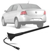 Antena Automotiva de Teto Amplificada Vw Gol Voyage G5 Up 26 cm