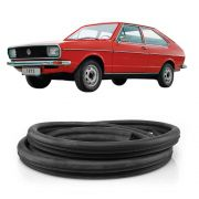 Borracha do Parabrisa Vidro Dianteiro Vw Passat Luxo até 1976