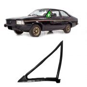 Borracha Do Quebra Vento Ventarola Ford Corcel 2 Del Rey 1978 a 1986 Lado Esquerdo