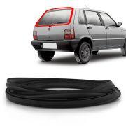 Borracha do Vidro Traseiro Vigia Fiat Uno até 1990