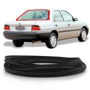 Borracha do Vidro Traseiro Vigia Ford Escort  1993 a 1996