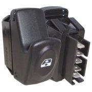 Botão Interruptor Simples Do Vidro Elétrico Renault Clio G2 Todos 1999 em Diante