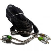 Cabo RCA Technoise - SERIES 700 - 3,00m - 6,5mm - Conector Metal - R