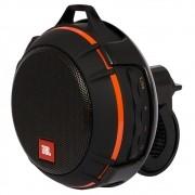 Caixa de Som Portátil JBL Wind Resistente a Água Para Motos e Bikes Bluetooth Cartão SD Rádio FM