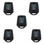 Caixa para Controle Remoto CR955 Alarme FKS 5 Unidades