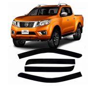 Calha De Chuva Nissan Frontier 2017 2018 4 Portas