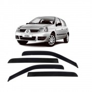 Calha Renault Clio 4 Portas