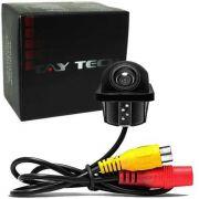 Câmera de Ré Automotiva Universal Tartaruga Preta Tay Tech