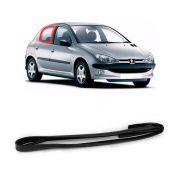 Canaleta do Vidro da Porta Traseira Direita Peugeot 206