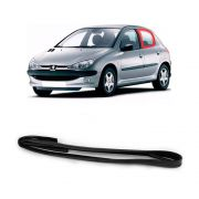 Canaleta do Vidro da Porta Traseira Esquerdo Peugeot 206