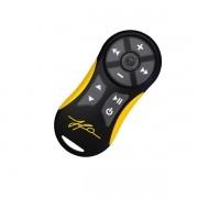 Capa Controle Remoto JFA TX Amarelo + Cordão ? Somente capa