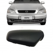 Capa do Espelho Retrovisor Chevrolet Astra 1998 em Diante Direito Preto