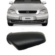 Capa do Espelho Retrovisor Chevrolet Astra 1998 em Diante Esquerdo Preto