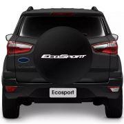 Capa para Estepe Ecosport Basic 2003 a 2017 Com Cadeado