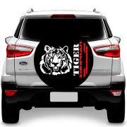 Capa para Estepe Tiger CrossFox Ecosport Doblo