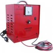 Carregador Automotivo de Bateria 12v 10 Amp Bivolt c/ Amperimetro