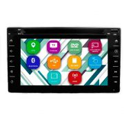 Central Multimídia Tay Tech T95 Dual Plus Tela Full Touch de 6.2