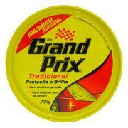 Cera Grand Prix Tradicional Proteção e Brilho 200g