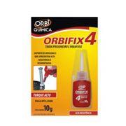 Cola Trava Rosca Orbifix 10g Vermelho