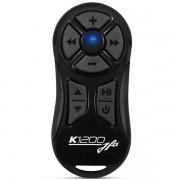 Controle a Distância JFA K1200 Alcance 1200 Metros - Preto