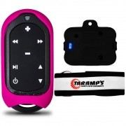 Controle Longa Distância Taramps TLC3000 300 Metros Pink