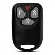 Controle Remoto Alarme Automotivo Sistec Sx40 Para Alarme SXT 986