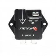 Conversor Adaptador RCA Stetsom ST6000 para Rádio Player sem saída RCA