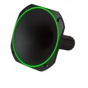 Corneta Expansor Fiamon Curta Bi Color Verde Fluorescente
