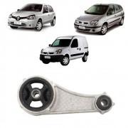 Coxim do cambio traseiro Renault Clio 1.0 1991 a 1998 Kangoo 1.6 1998 a 2006 Express 1992 a 2000