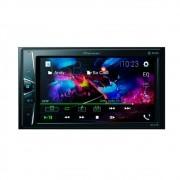 DVD Player Multimídia Receiver Pionner DMH-G228BT Tela 6.2 2 Din Bluetooth USB