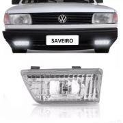 Farol de Milha Volkswagen Gol 1000 até 1996 Gol Saveiro Parati Voyage 1987 a 1994 Lado Direito