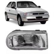 Farol Principal Orgus Volkswagen Gol Saveiro Parati 1995 em Diante Esquerdo