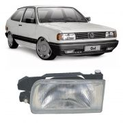 Farol Principal Orgus Volkswagen Gol Voyage Parati Saveiro 1991 a 1994 Direito