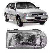 Farol Principal Volkswagen Gol Parati Saveiro 1995 em Diante Direito