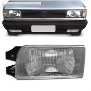 Farol Principal Volkswagen Gol Voyage Parati Saveiro 1991 a 1994 Esquerdo