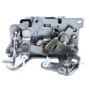 Fechadura Mecânica da Porta Dianteira Esquerda Vw Gol Furgão e G2 1980 a 2001 Parati G2 1996 a 2001