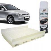 Filtro Ar Condicionado FC2305 Hyundai I30 + Higienizador