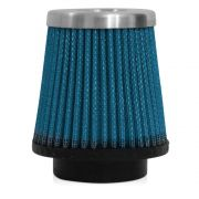 Filtro de Ar Esportivo Rs Air Filter Cônico 52mm Azul