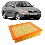 Filtro de Ar Vw Polo Classic 1.8 1997 a 2002 Van 1.6 1999 a 2003 HLP6094