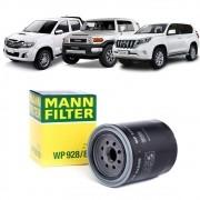 Filtro de óleo Mazda B2500 Toyota FJ Cruise Hilux Land Cruiser