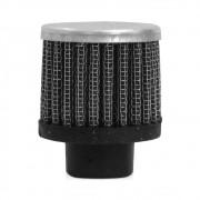 Filtro Esportivo Respiro de Oleo Rs Air Filter 16mm Preto