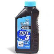Fluído para Freio Dot 3 para Sistema Hidráulico de Freios de Automóveis 500ml