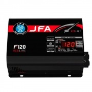 Fonte Automotiva JFA 120A Red Line Bivolt Voltímetro Digital