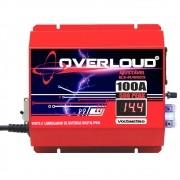 Fonte Carregador Bateria 100A Bivolt