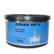 Graxa Azul para Uso Automotivo Industrial e Maquinario Agrícola Pote 500GR